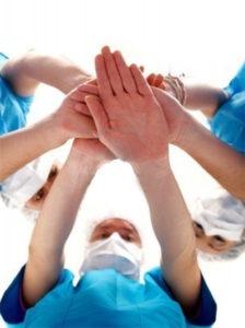 צוות המרפאה